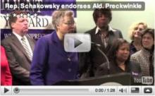 Progress Illinois Covers the Preckwinkle Endorsement